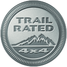 trail rated logo