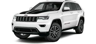 Grand Cherokee - TRAILHAWK<sup>®</sup>