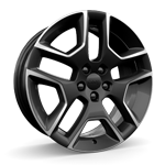 19 INCH ALUMINIUM WHEELS WP4