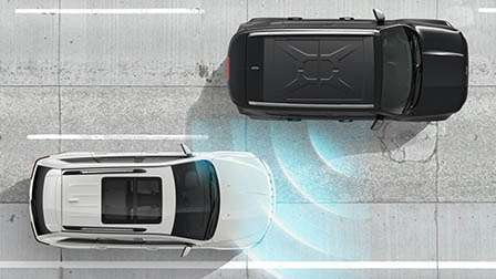 renegade blind spot monitoring key