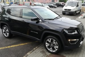 Jeep Compass 2,0 Mjet 140k Limited 9 st. automat