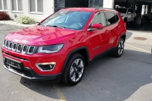 Jeep Compass 2,0Mjet 170k Limited 4x4 9aut