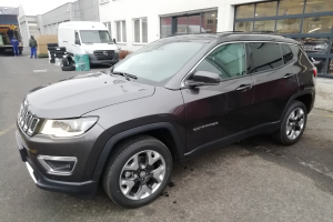 Jeep Compass 1,4 Mair 4x4 Limited automat