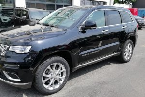 2019 Jeep Grand Cherokee 3,0 CRD SUMMIT