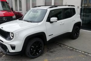 Jeep Renegade 1,3 GSE 180k 4x4 aut. Limited