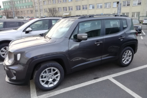 Jeep Renegade 1,0 GSE 120k Limited man.