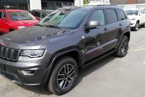 Jeep Grand Cheroee Trailhawk 3,0 CRD