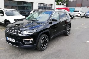 Jeep Compass 2,0 Mjet 4x4 Limited 9 st. automat