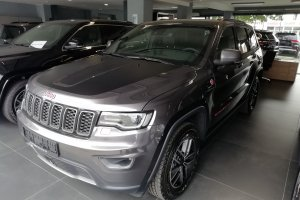Jeep Grand Cherokee 3,0 CRD Trailhawk