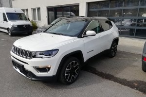 Jeep Compass 1,4 Mair 170k Limited 4x4 ut.