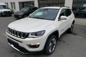 Jeep Compass 1,4 Mair 170k 4x4 Limited aut.