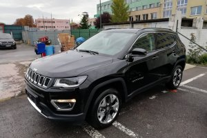 Jeep Compass 2,0 Mjet 140k Limited 4x4 aut.