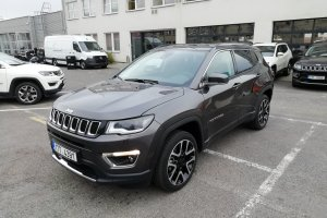 Jeep Compass 2,0 Mjet 140k 4x4 Limited aut