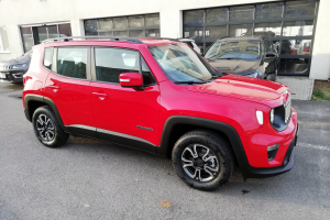Jeep Renegade 1,0 GSE 120k 4x2 aut. Limited