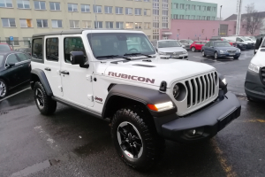 2020 Jeep Wrangler 2,2D Rubicon Unlimited automat
