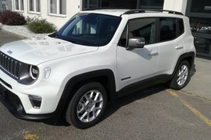 Jeep Renegade 1,0 GSE 120k Limited 6 st. man