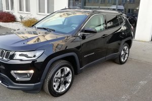 Jeep Compass 1,4 Mair 170k 4WD limited aut.