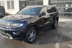 2019 Jeep Grand Cherokee 3,0 CRD Overland