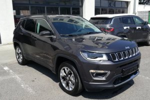 Jeep Compass 1,4 mair 170k 4x4 Limited 9st. automat